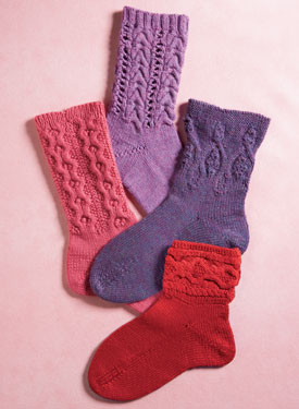 Show Off Socks Pattern