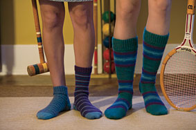 Speedy Sport Socks Pattern