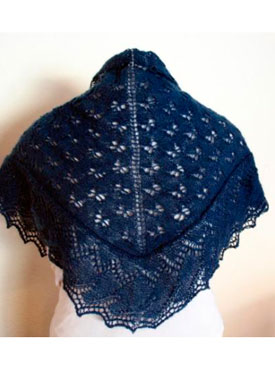 Pivot Shawl  Pattern