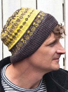 Powel Hat Pattern