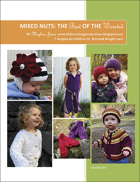 Mixed Nuts: The Best of the Worsted eBook