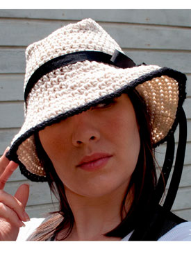 Bogart's Girl Hat Pattern