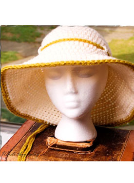 Calla Summer Cloche Pattern