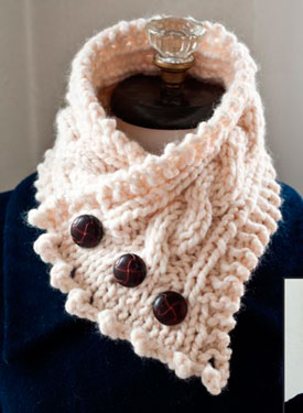 Fisherman's Wife Cowl Pattern