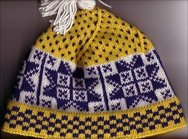 Stranded Knitting Patterns : Stranded Color Knitting eBook - Knitting Patterns from KnitPicks.com