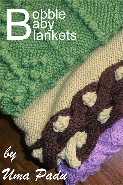 Bobble Baby Blankets eBook