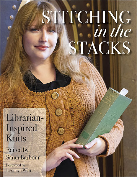 Stiching in the Stacks eBook