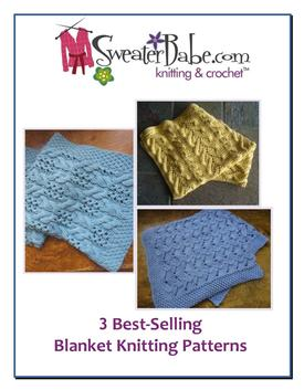 SweaterBabe's 3 Best Blankets eBook