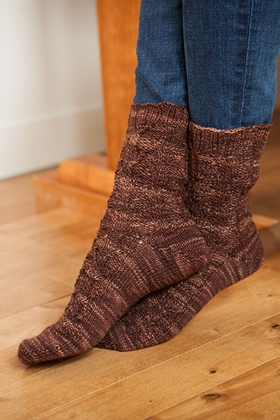 Toasty Toes: Socks for All Seasons eBook - Knitting Patterns from KnitPicks.com