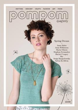 Pompom Quarterly - Spring 2014 eBook