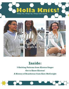 Holla Knits High Seas Collection