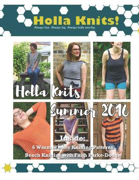 Holla Knits Summer Collection 2016