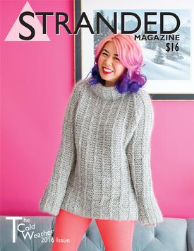 Stranded Magazine - The Cold Weather 2016 Issue