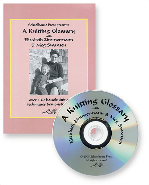 A Knitting Glossary DVD