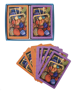 Knitter's Delight Jumbo Playing Cards