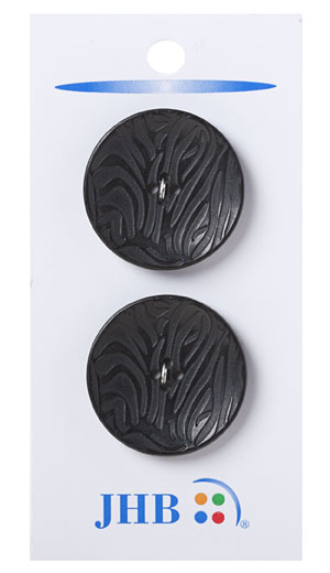 Xena Button - Black