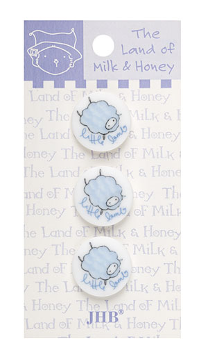 LMH Lamb Blue/White 3/4