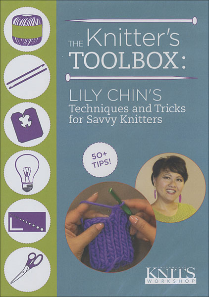 The Knitter's Tool Box DVD