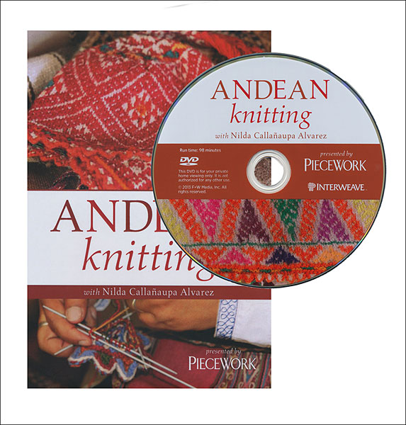 Andean Knitting DVD