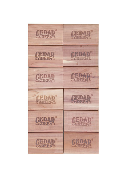 Aromatic Cedar Blocks