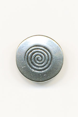 AETT Pewter 15mm Button