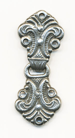 MARIT Pewter Clasp