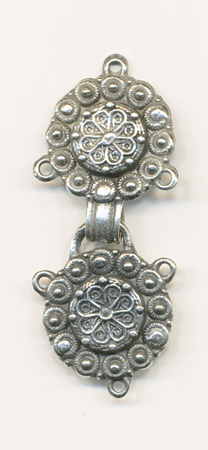 SISSEL  Pewter Clasp
