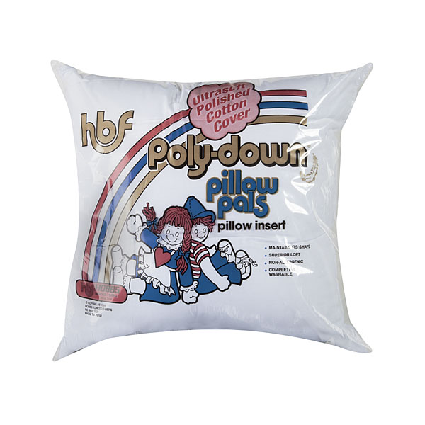 Hobbs 14 x 14 Poly-Down Pillow Insert