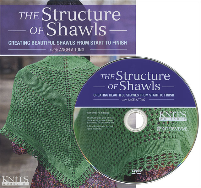 The Structure of Shawls DVD