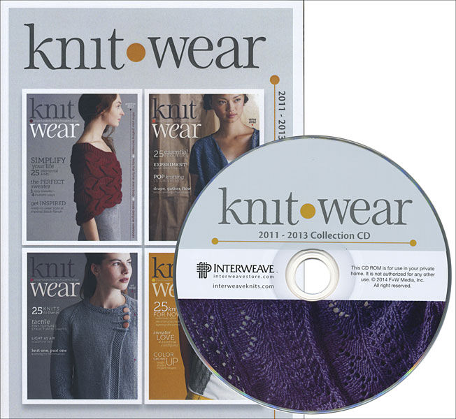 Knit Wear 2011-2013 Collection CD