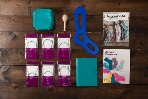 Premium Sock Knitting Kit