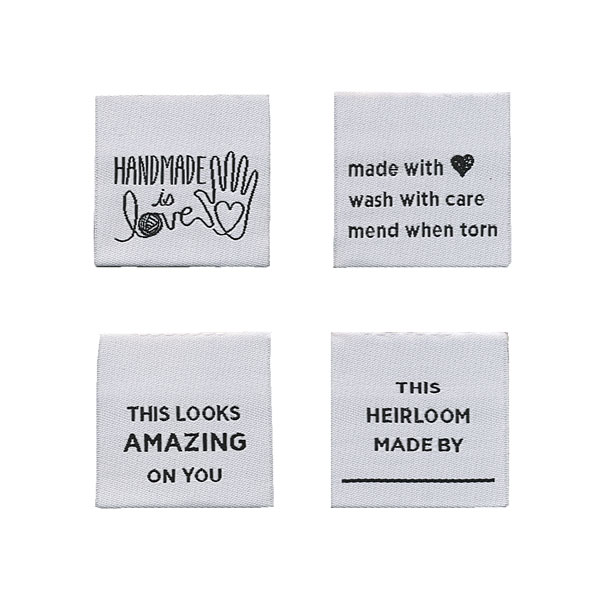 Loving Labels - set of 8