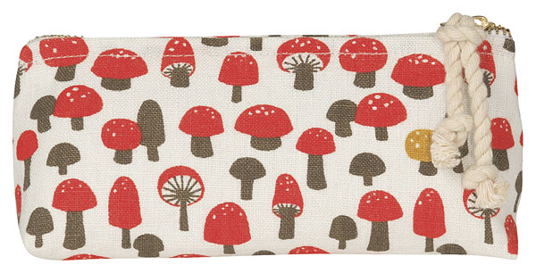 Retreat Pencil Cosmetic Bag