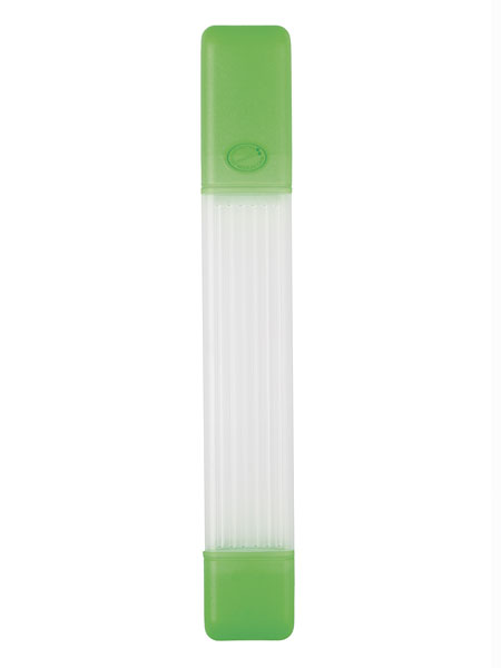 Tube Cases for Knitting Needles - green