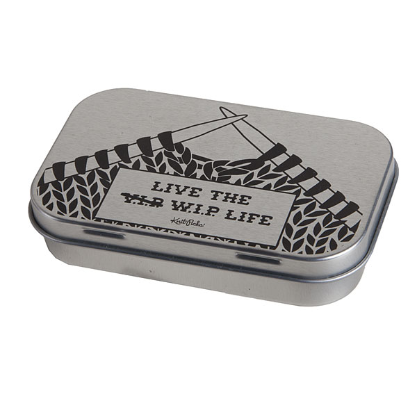 Knit Picks Notions Tin