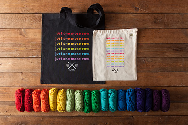 One More Row Shine Rainbow Kit