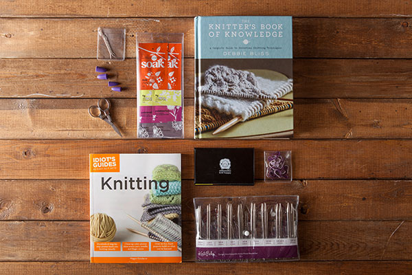 Beginner Knitter Starter Kit