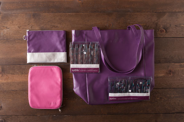 Majestic Accessories Kit - Purple + Pink