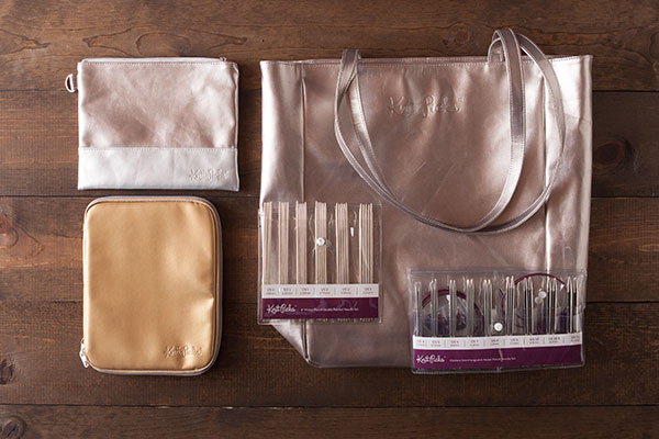 Nickel Accessories Kit - Champagne