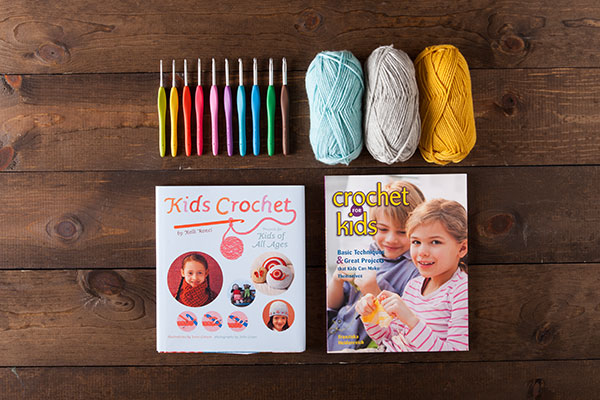 Kid's Crochet Kit