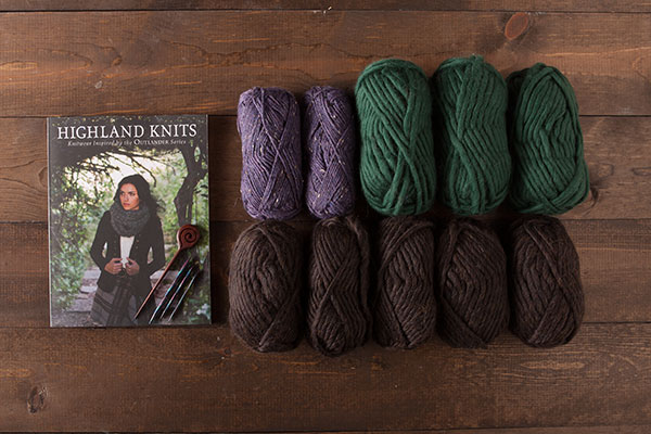 Highland Knits Kit