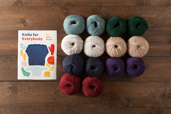 Knits for Everybody Kit - Palette