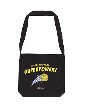 Stashing Superpower Tote Bag