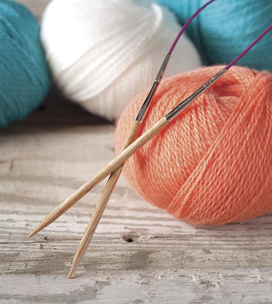 Knitting Needle Sets Circular Interchangeable Reviews : Options interchangeable sunstruck circular knitting needle