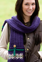 Shiver Scarf Pattern