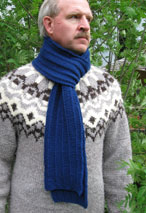 Men's Scarf Pattern Pattern