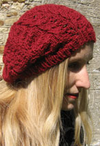 Kensington Hat Pattern Pattern