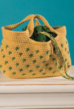Summer Citrus Crochet Bag Pattern Pattern