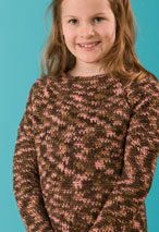 Sprinkles On Top Crochet Sweater Pattern Pattern