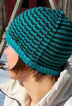 Blue Ridge Hat Pattern Pattern